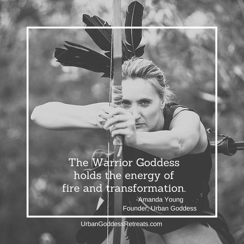 warrior amanda