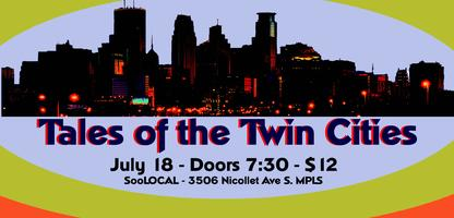 Tales of the Twin Cities, Live and Unscripted
