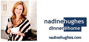 Nadine Hughes — dinner@home