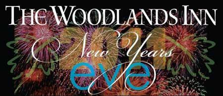 Woodlands Inn New Years Eve 12/31/2012
