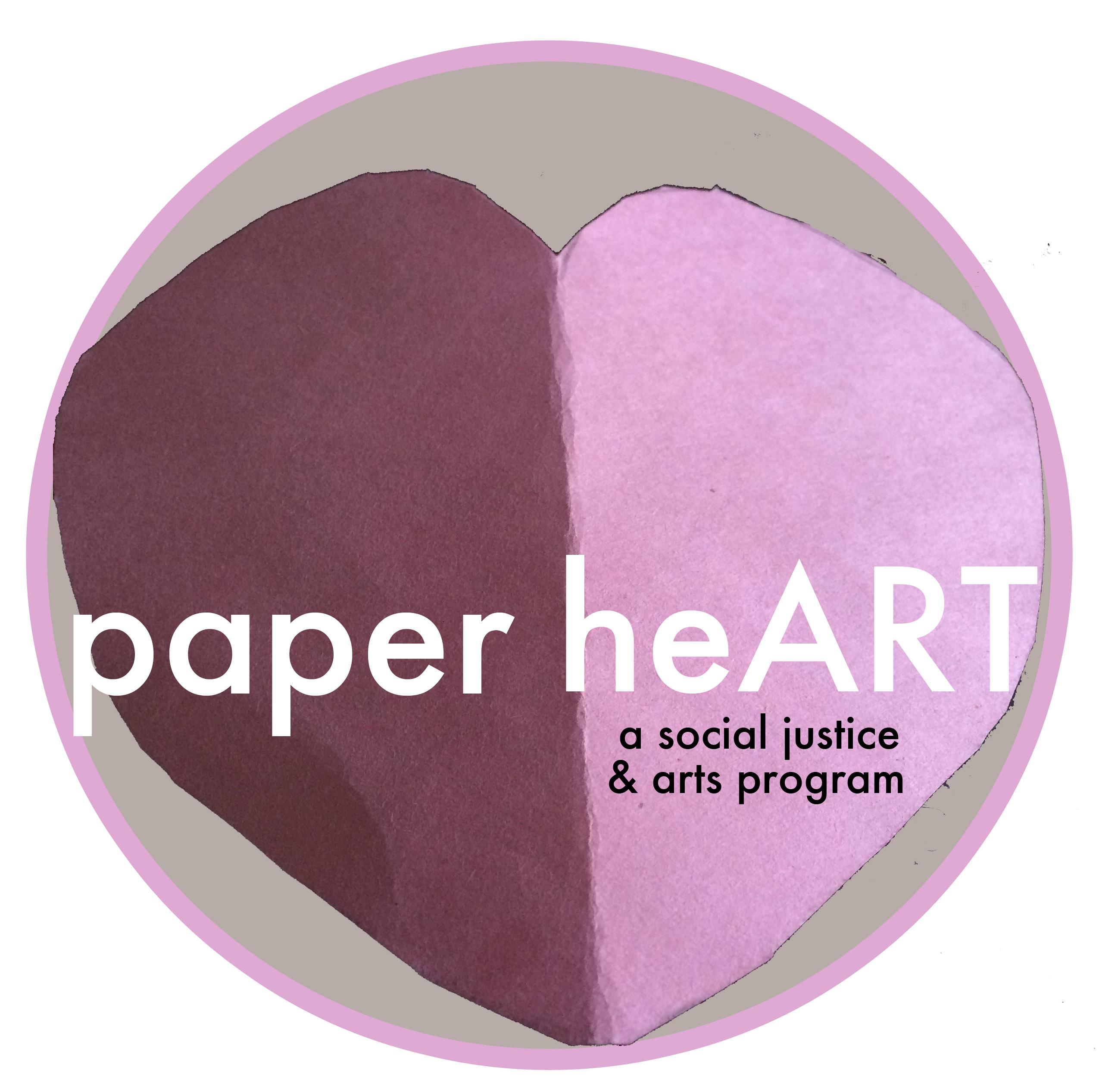 paper heART Program Logo