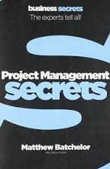 Project Management Secrets Book Cover