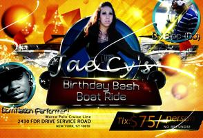 Jae Cy's Memorial Day Birthday Bash