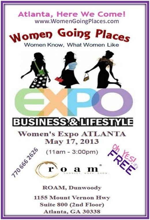 Women Going Places Spring Expo