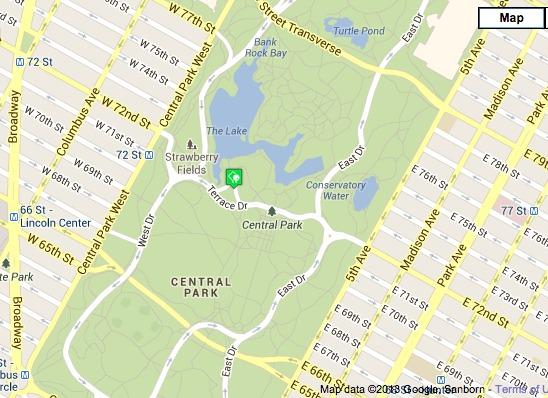 Cherry Hill exact location