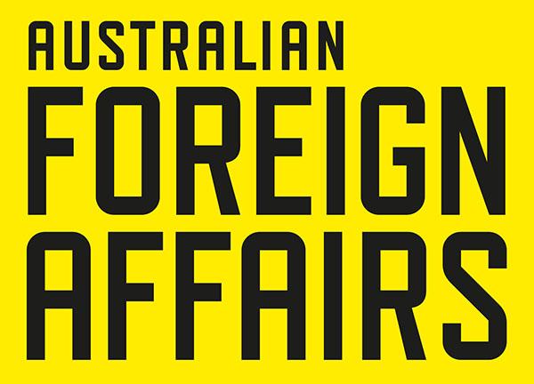 Australian Foreign Affairs