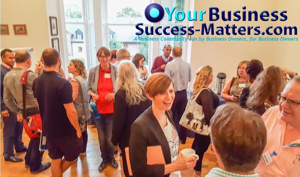 Business Networking Event Business Success Matters monthly at Torrington Hall, St Albans