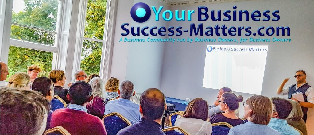 expert business speakers at Business Success Matters event St Albans