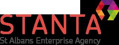 Stanta St Albans Enterprise Agency Logo