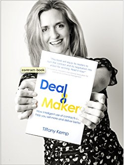 Author of Deal Makers, Tiffany Kemp Business Negotiation & Contract Expert
