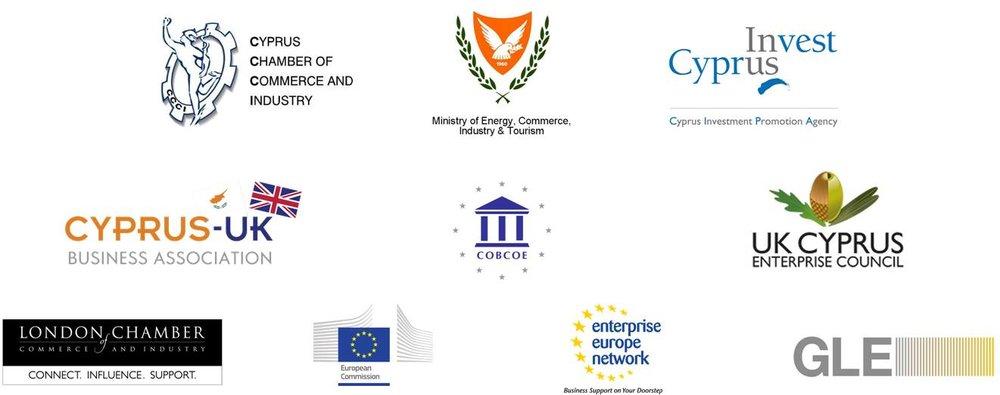Organising partners logos