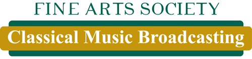 Fine Arts Society Classical Music Broadcasting