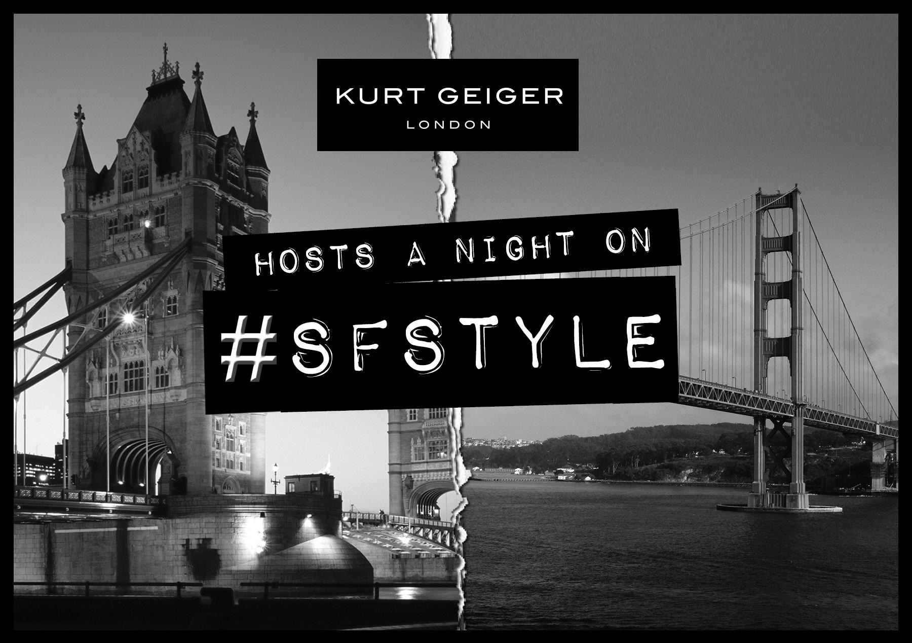 London Hosts a Night on SF Style