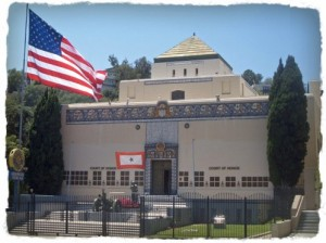 The American Legion Hall - Hollywood CA