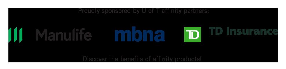 Affinity Sponsors