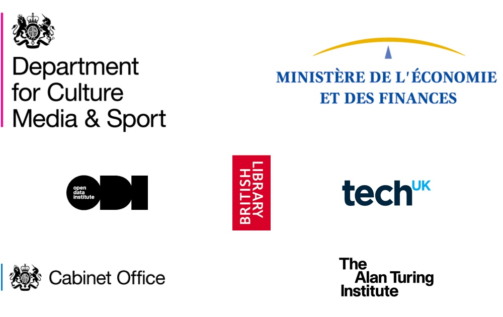 UK France Data Summit 2017 Organisers & Supporters