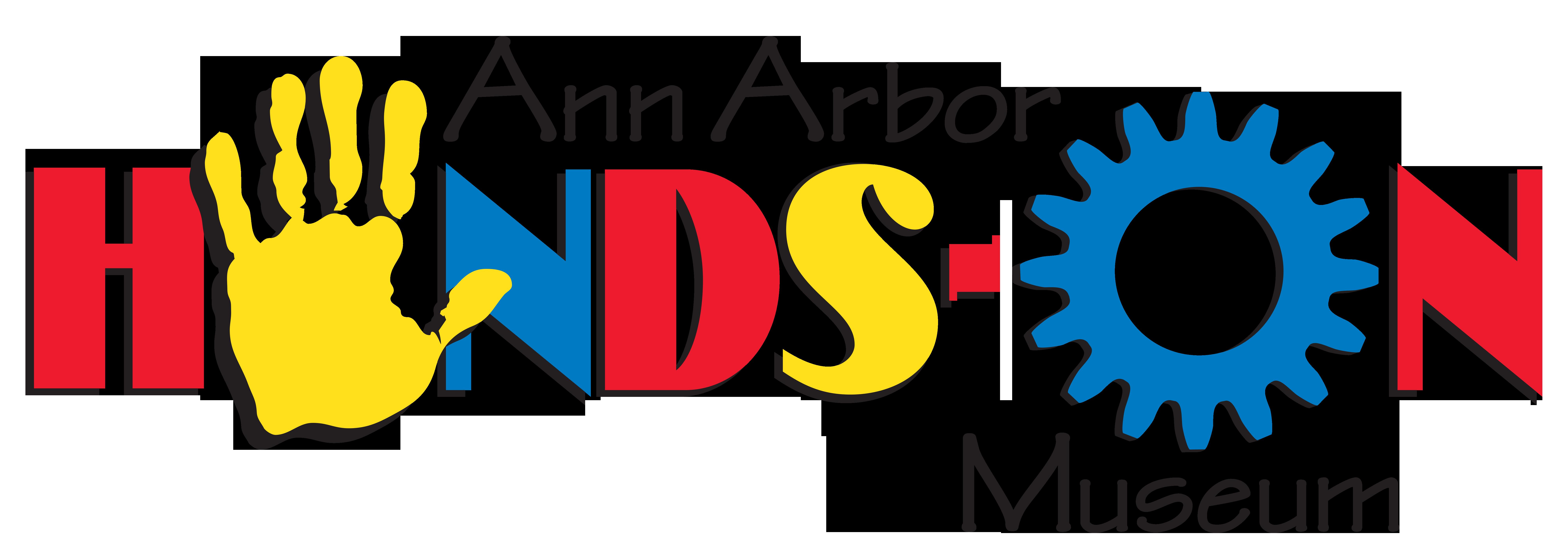 Ann Arbor Hands-On Museum Logo