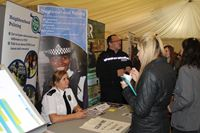 Police Slough Careers Event 2013