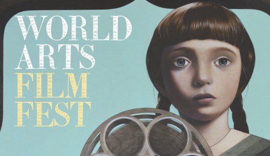 World Arts Film Festival Banner Close up