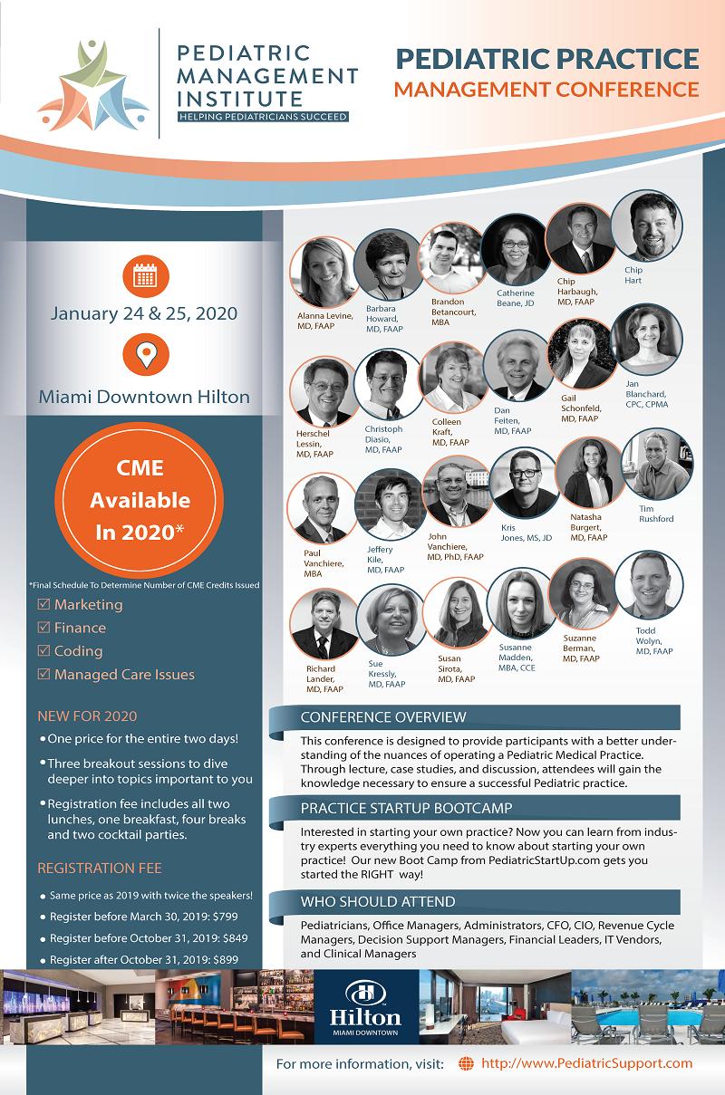 Pediatric Conference Hawaii 2020