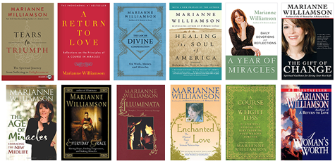BOOKS by MARIANNE WILLIAMSON