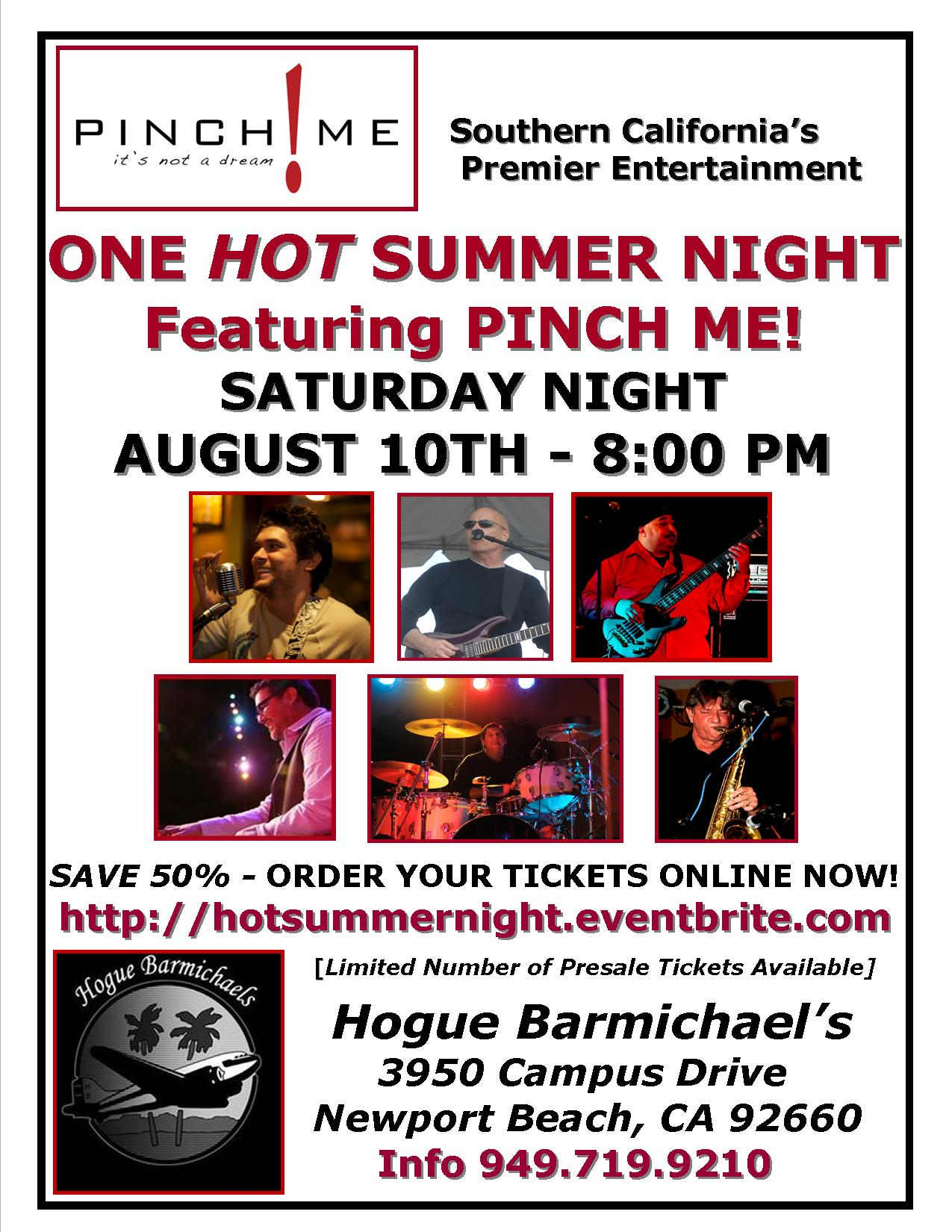 Hogue Barmaichael's Flyer 8-10-13