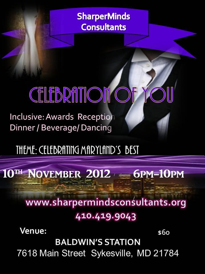 SharperMinds Awards Ceremony
