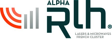 ALPHA-LRH logo