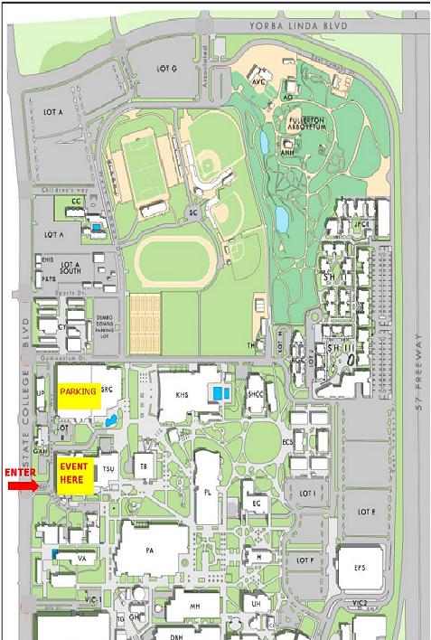 California State University at Fullerton