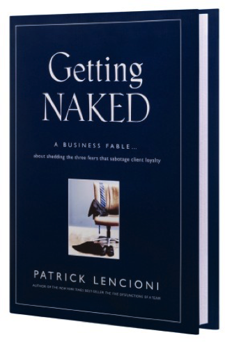 Getting Naked book image