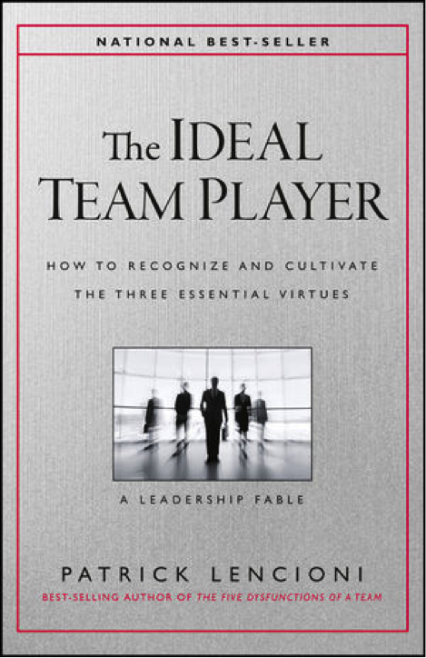 Ideal Team Player Book Cover