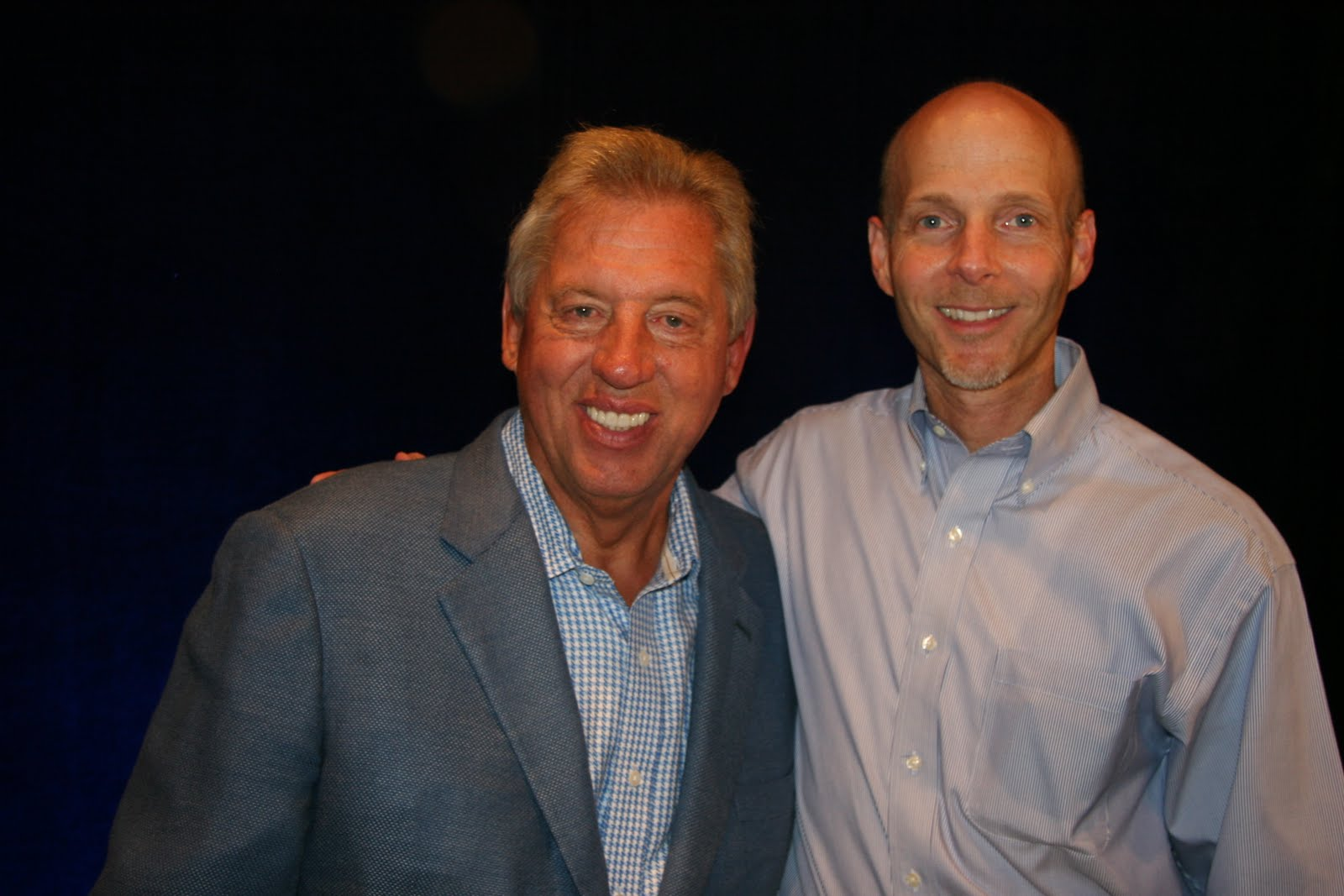 Doug with John Maxwell