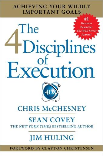The 4 Disciplines Book