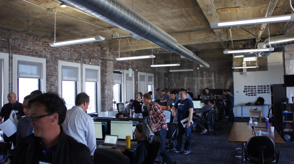 Hack Reactor's last Hiring Day