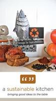 FROM A SUSTAINABLE KITCHEN: A FARMERS MARKET THANKSGIVING /...