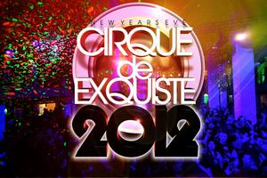 Cirque De' Exquisite 2012   @ THE RIVER EAST ART CENTER......