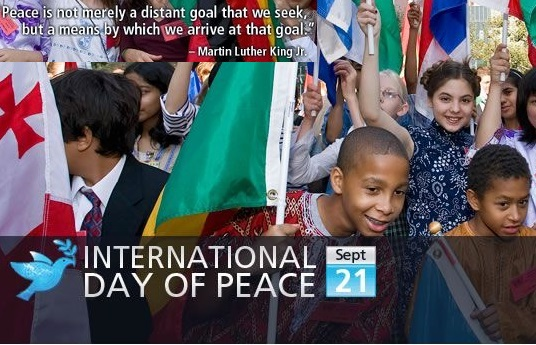 U.N. International Day of Peace