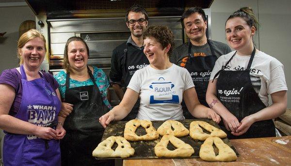 Edinburgh Foody Bread Workshop