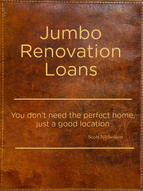 Jumbo Renovation eBook