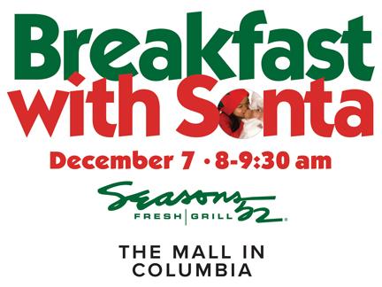 Breakfast with Santa image