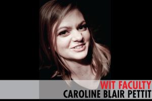 WIT Faculty - Caroline Pettit