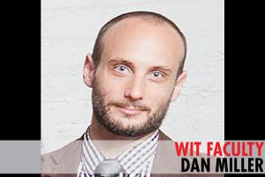WIT Faculty - Dan Miller