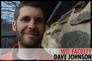 WIT Faculty - Dave Johnson