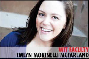 WIT Faculty - Emlyn Morinelli McFarland