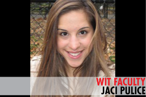 WIT Faculty - Jaci Pulice