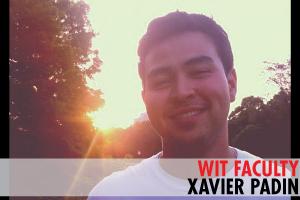 WIT Faculty - Xavier Padin