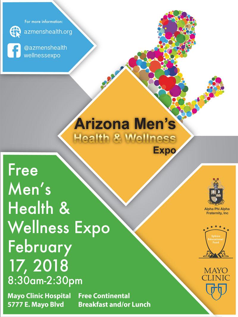 2018 AZ Men's Health and Wellness Expo