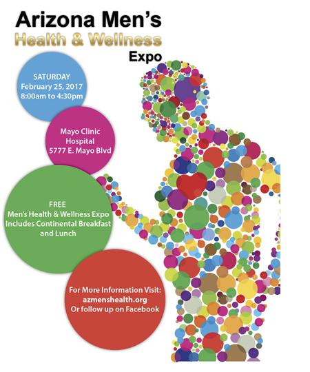 AZ Men's Health Expo 2017