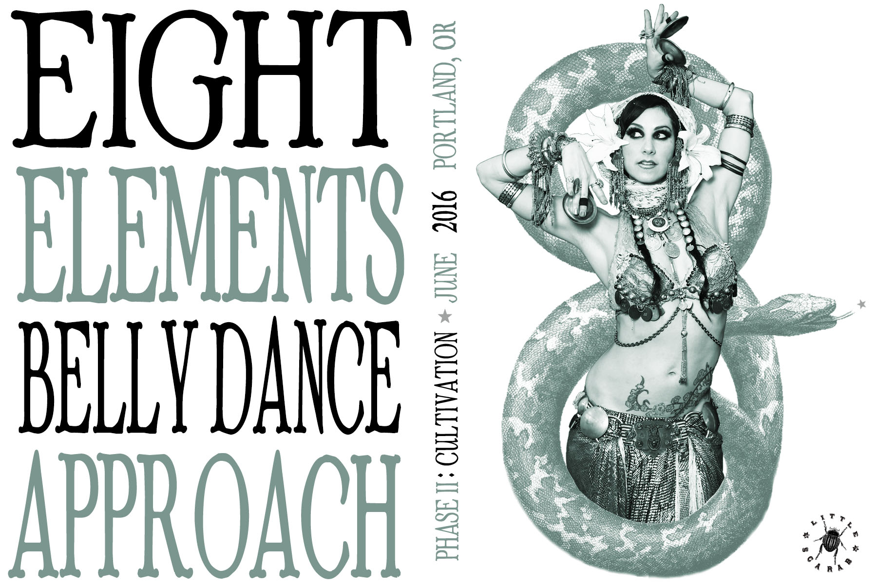 Rachel Brice's 8 Elements Approach