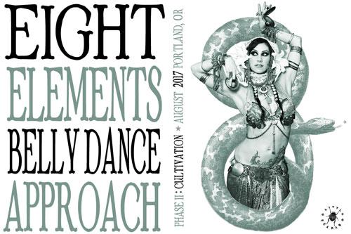 Rachel Brice's 8 Elements Approach